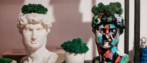 Happydrums участвуют в нашумевшей украинской выставке цветов FlowerMarket