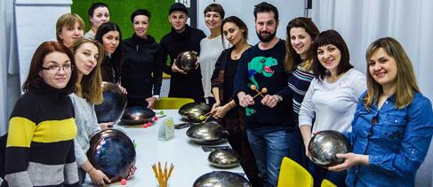 Team building с Happy Drum's