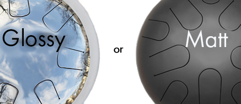 MATT or GLOSSY?